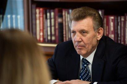 Сергей Кивалов прокомментировал возможный роспуск парламента