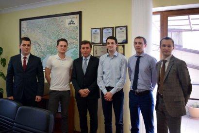 Студент Одесской Юракадемии стал победителем 14-го Стипендиального конкурса юридической фирмы «АНК»