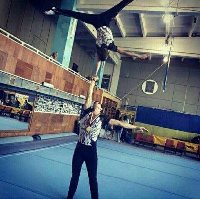 Одесситы стали финалистами Кубка мира по спортивной акробатике