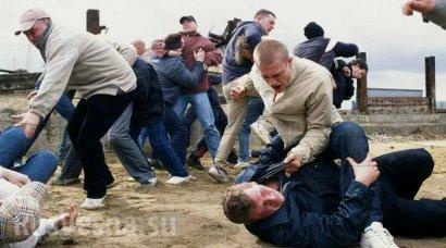 Возле Киева разгорелся межнациональный конфликт