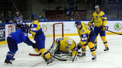 Сборная Украины оставила за бортом чемпионата мира троих игроков