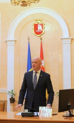 XХXIІІ сессия Одесского городского совета в лицах.