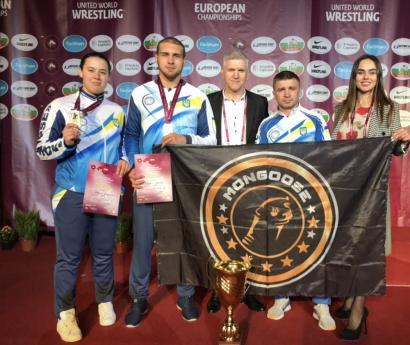 Успех на Евро: украинцы привезли из Бухареста 17 медалей