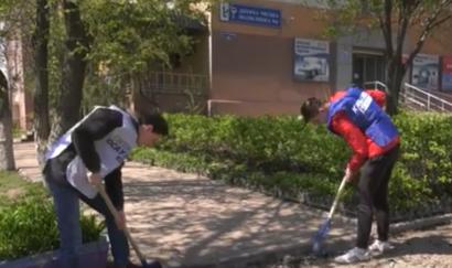 Благоустройство Одессы: на улицах города проходят субботники
