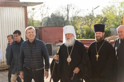 Митрополит Одесский и Измаильський Агафангел: «Это будет Школа Совести»