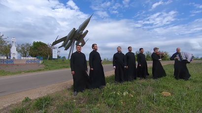 Песни военных лет: «День Победы»