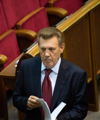 Народный депутат Украины Сергей Кивалов выступает против перехода на сугубо пропорциональную избирательную систему