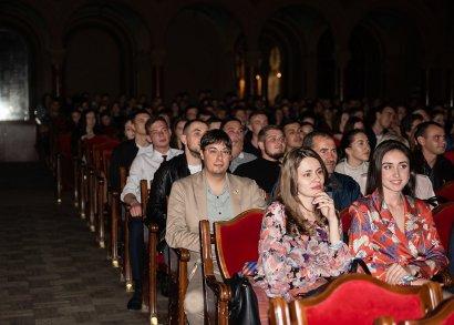 В Одессе стартовал новый творческий проект «Академия смеха»