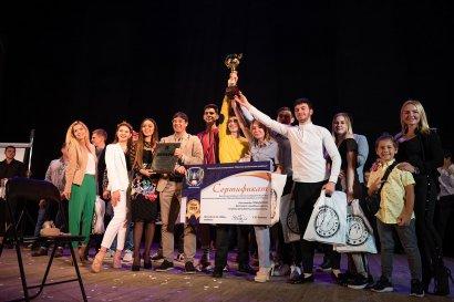 Одесская юракадемия и Международный гуманитарный университет дали старт совместному с «Лигой смеха» проекту «Академия смеха»