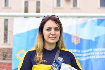 Областная спартакиада продолжается: на базе Одесской Юракадемии прошли соревнования по лёгкой атлетике