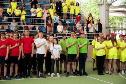 В Одесской Юракадемии прошло закрытие Малых олимпийских игр