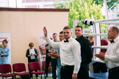 В Одессе прошел второй Международный турнир по боксу «Дебют» среди аматоров