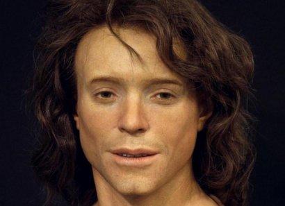 Ученые воссоздали лицо человека, жившего 1300 лет назад