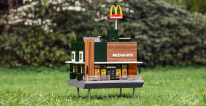 """В Швеции для пчел создали """"Макдональдс"""" для пчел"""