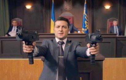 В России на Youtube-канале закрыли доступ к украинскому сериалу «Слуга народа»