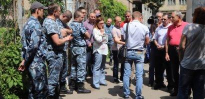 Одесский университет имени Мечникова заявляет о рейдерском захвате участка физической лаборатории