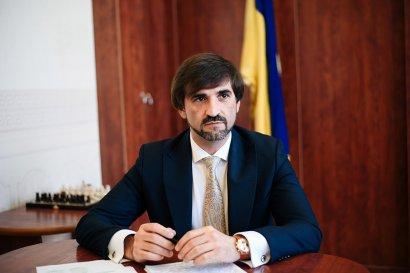 Руслан Сауляк о государственной службе, сотрудничестве с вузами и перспективах для молодых специалистов