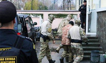 Морской трибунал обязал Россию освободить три украинских корабля и захваченных моряков