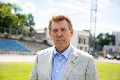 «Золото» Всеукраинской универсиады по регби-7 завоевала сборная Одесской области