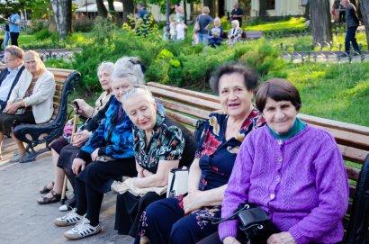 Музыкальные вечера в Городском саду с песней об Одессе