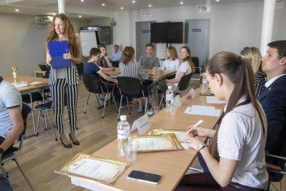 Одесские школьники соревновались в знании права