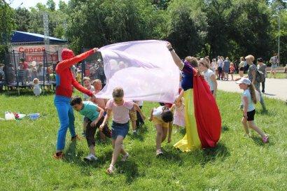 В парке Победы прошел Детский фестиваль при поддержке народного депутата Украины Сергея Кивалова