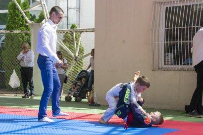 В Одессе стартовал Чемпионат Украины по Бразильскому джиу-джитсу, приуроченный ко Дню защиты детей