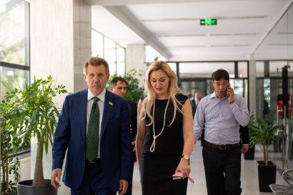 Одесскую Юракадемию посетили четверо судей Европейского суда по правам человека