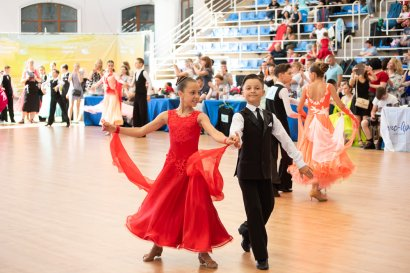«Жемчужина Одессы»: всеукраинские рейтинговые соревнования собрали более тысячи участников