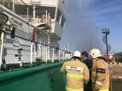 В российском порту прогремел смертельный взрыв на танкере