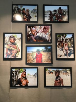 В Одесском музее западного и восточного искусства открылась фотовыставка Виталия Оплачко и Александра Кушнира «Намибия»