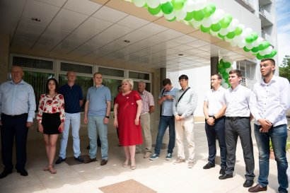 «Зелёный университет» в действии: в общежитиях Одесской Юракадемии устанавливают солнечные батареи и коллекторы