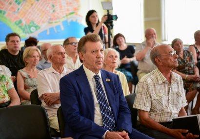 Ветераны Одессы поддерживают выдвижение Сергея Кивалова в народные депутаты Украины