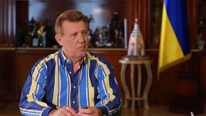 Интервью с народным депутатом Украины Сергеем Киваловым