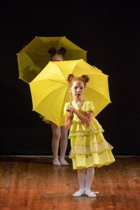 Детский хореографический коллектив «Счастье» отметил пятилетие