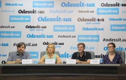 Фестиваль студенческого кино «Первый Шаг» в Одессе ВИДЕО