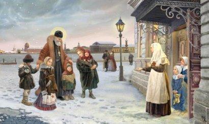 В пятницу, 14 июня, Церковь чтит память Святого праведного Иоанна Кронштадского