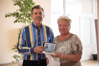 Сергей Кивалов поздравил коллектив Одесского мединститута МГУ с наступащим профессиональным праздником