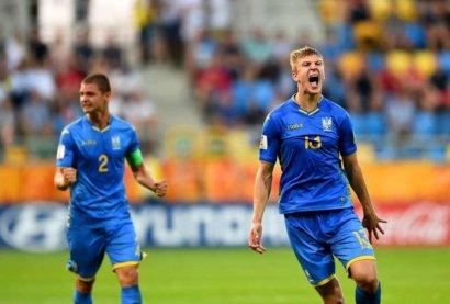 Молодежная сборная Украины по футболу - чемпион мира!