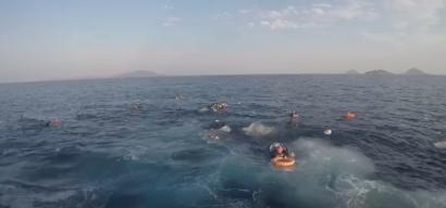 У берегов Турции затонуло судно, на котором было 40 мигрантов, продолжается поисковая операция