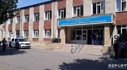 В Азербайджане бывший заключенный застрелил на рынке четырех человек