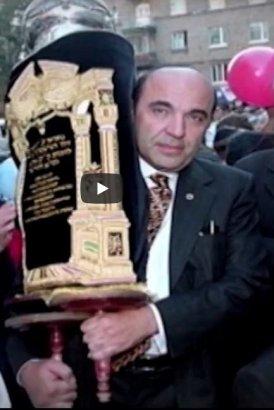 Сбыт «За життя» в чужой обертке – хит прохиндиады В. Рабиновича