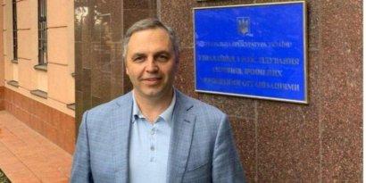 Портнова восстановили в должности профессора Киевского университета Шевченко