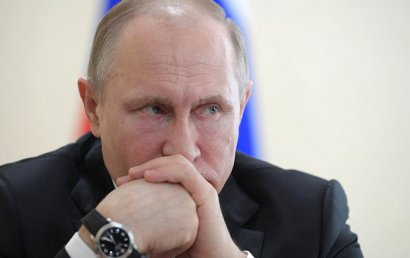 Путин готов обсудить обмен пленными между Украиной и РФ