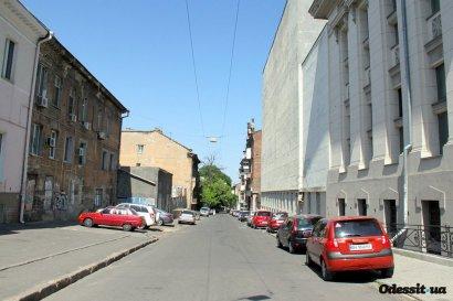 Старая Одесса: переулок Ляпунова.