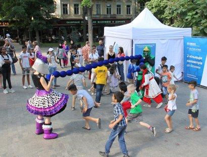 В Одессе отметили Всемирный день беженцев.