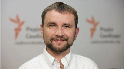 Вятрович прокомментировал переезд АП в Украинский дом