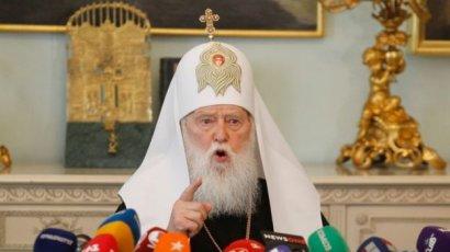 """ПЦУ может наказать Филарета за """"восстановление"""" Киевского патриархата уже 24 июня"""