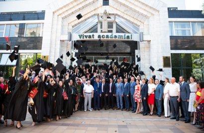В Национальном университете «Одесская юридическая академия» прошло вручение дипломов магистров