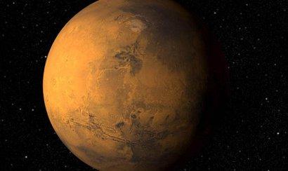 Марсоход Curiosity обнаружил признаки жизни в атмосфере Марса